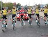 Jumbo-Visma brengt mee de sfeer erin op slotdag Vuelta