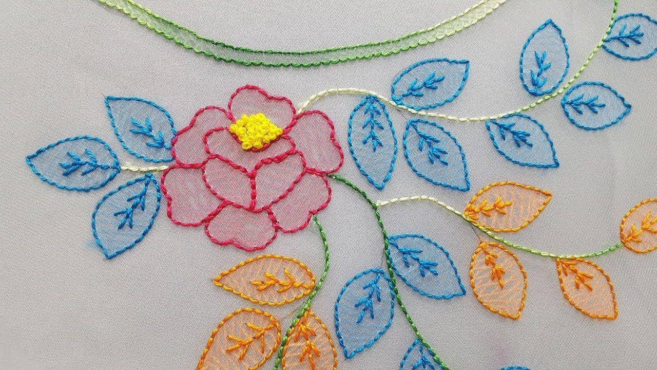 Pin on Other Embroidery