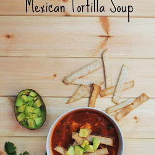 Mexican Tortilla Soup Ground Beef Recipes