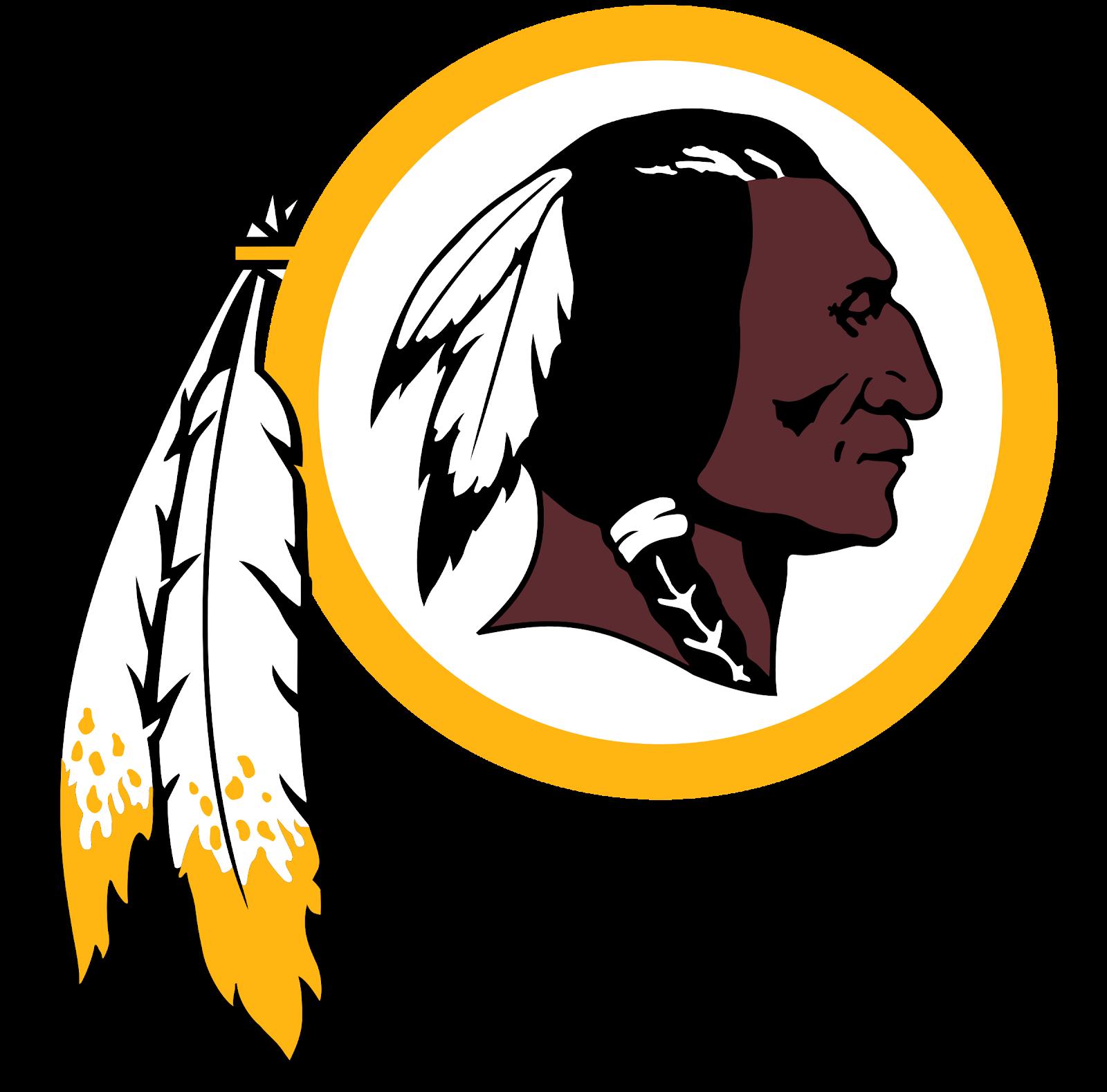Image result for washington redskins, logo, transparent