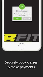 BFIT Belfast Gym - náhled