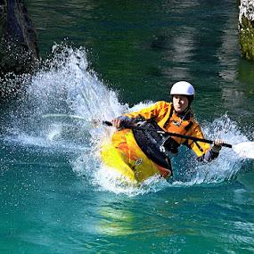 by Blaz Crepinsek - Sports & Fitness Watersports (  )