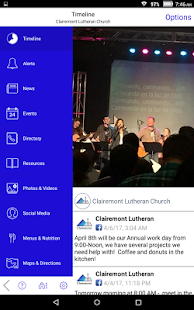 Clairemont Lutheran Church- screenshot thumbnail