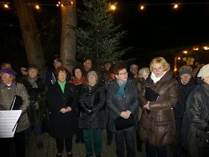 Photo: Ein Teil der Sängerinnen.