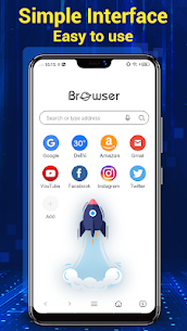 Browser for Android  Apk Latest Version Download For Android 2
