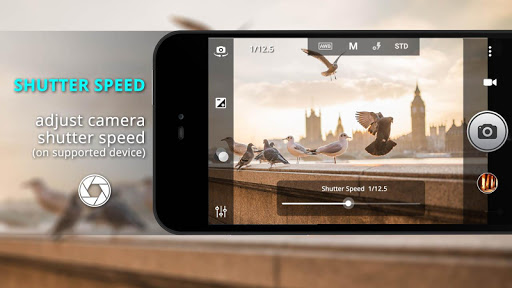 Fast Camera - HD Camera Professional app for Android screenshot