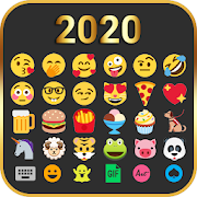 💖Emoji Keyboard Cute Emoticons