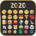 Emoji Keyboard Cute Emoticons - Theme, GIF, Emoji apk