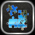 Mini Vacation! island puzzle icon