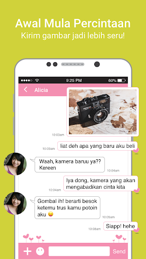 Peri Cinta Jakarta: Free Chat for Ladies 1.0.12 screenshots 6