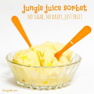 Jungle Juice Sorbet.