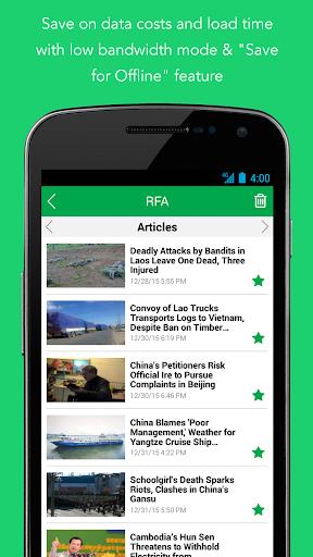 Radio Free Asia (RFA) 3.3.1 Screenshots 6
