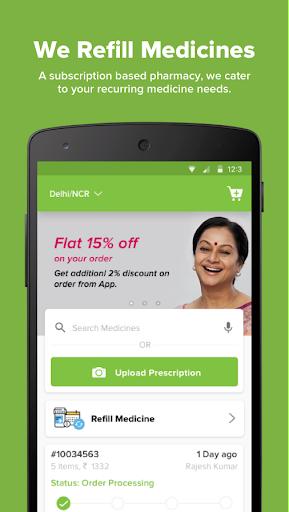 LifCARE Pharmacy  screenshots 1