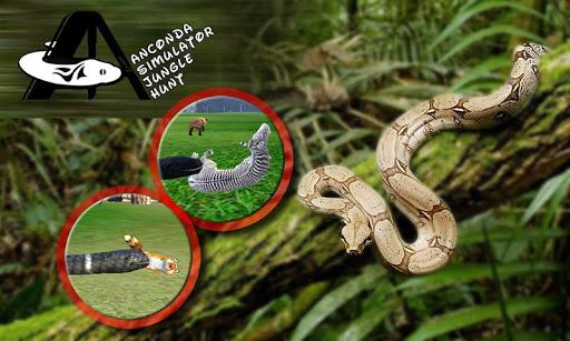 Anconda Snake Simulator 2015