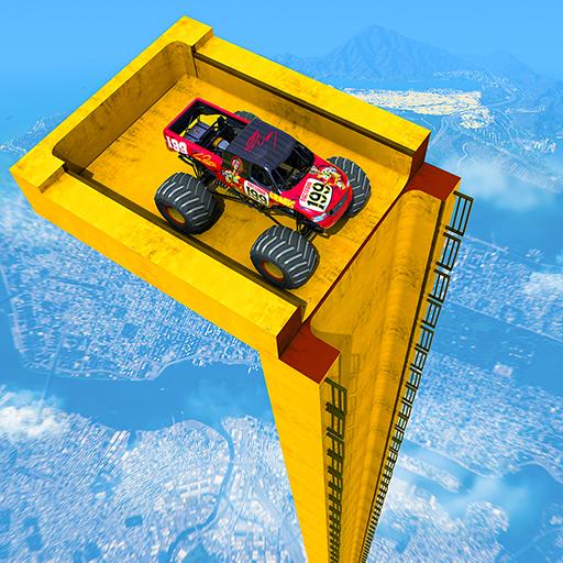 Real Monstro Caminhão jogos - Novo Carro jogos