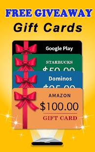 100% real)Free Giveaway:Free Gift Cards/Gifts App- screenshot thumbnail