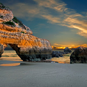 La Rocha, Portugal by Khaled Ibrahim - Landscapes Caves & Formations