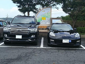 パナメーラ  のカスタム事例画像 ひろあき「千葉・島根」さんの2020年09月27日09:09の投稿