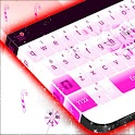 Color Pink Keyboard Theme icon