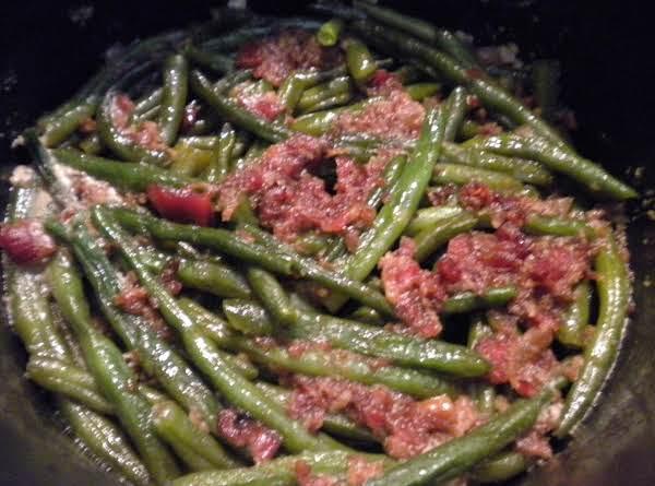 So Good Green Beans Recipe