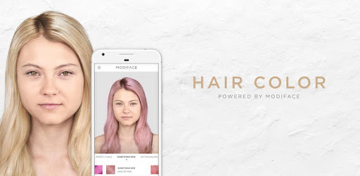 hair color apps on