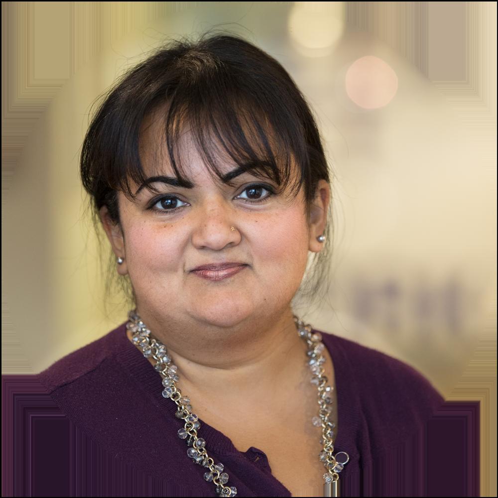 Zareen Isaac, Client Partner, Health & Wellness
