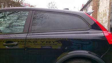 Photo: Volvo c30 przyciemnianie szyb kraków ,foliowanie oklejanie , zmiana koloru auta plastidip , symulator zmiany koloru auta ,venaplex krakow