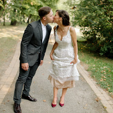 Wedding photographer Nikolay Koval (nickkoval). Photo of 27.09.2016