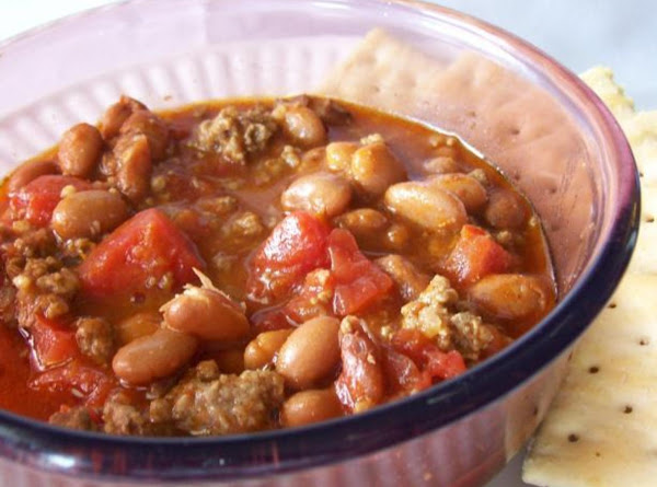 Chili For 2 ( Or 4) Recipe