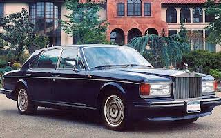 Rolls Royce Silver Spur Rent New York