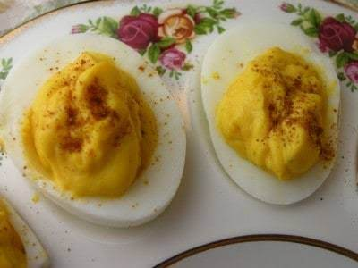 """Deviled Eggs: A Southern Staple""""Deviled eggs are standard fare at all family..."""