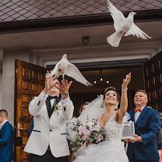 Wedding photographer Małgorzata Wojciechowska (wojciechowska). Photo of 02.07.2018