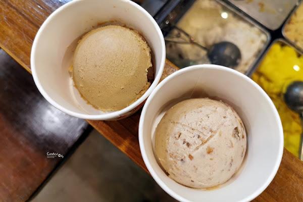雪王冰淇淋|70年老店,73種口味冰淇淋!花生濃醇好吃(西門町美食)