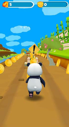 Baby Panda Run 1.2.15 screenshots 2