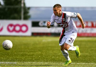 """Jonathan D'Ostilio, le coeur à Liège: """"Je suis attaché au club"""""""