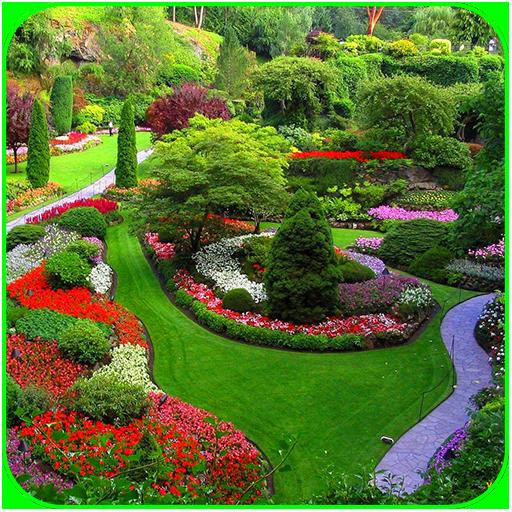 Garden Live Wallapaper 個人化 App LOGO-APP開箱王