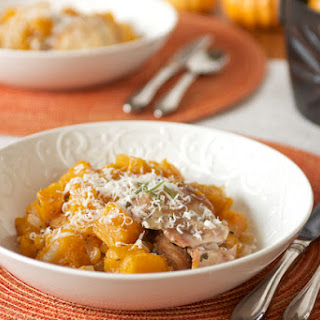 Butternut Squash Entrees Recipes