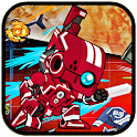 Robot war fighting games x 3 icon