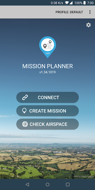 Mission Planner for INAV