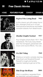 Free Classic Movies – Watch movies online free App Download For Android 5