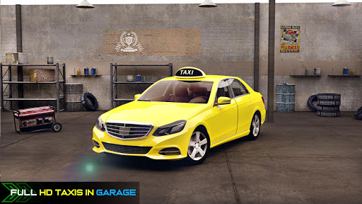 New Taxi Simulator u2013 3D Car Simulator Games 2020 13 screenshots 4
