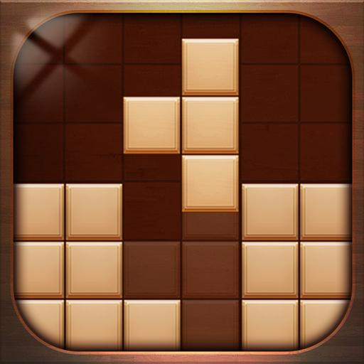 Woody Puzzle Block