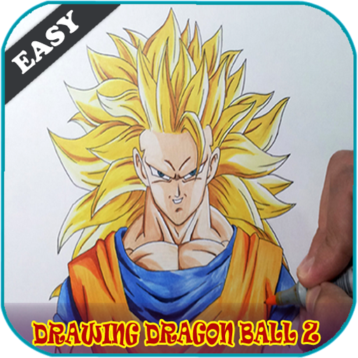 How To Draw Dragon Ball Z Easy