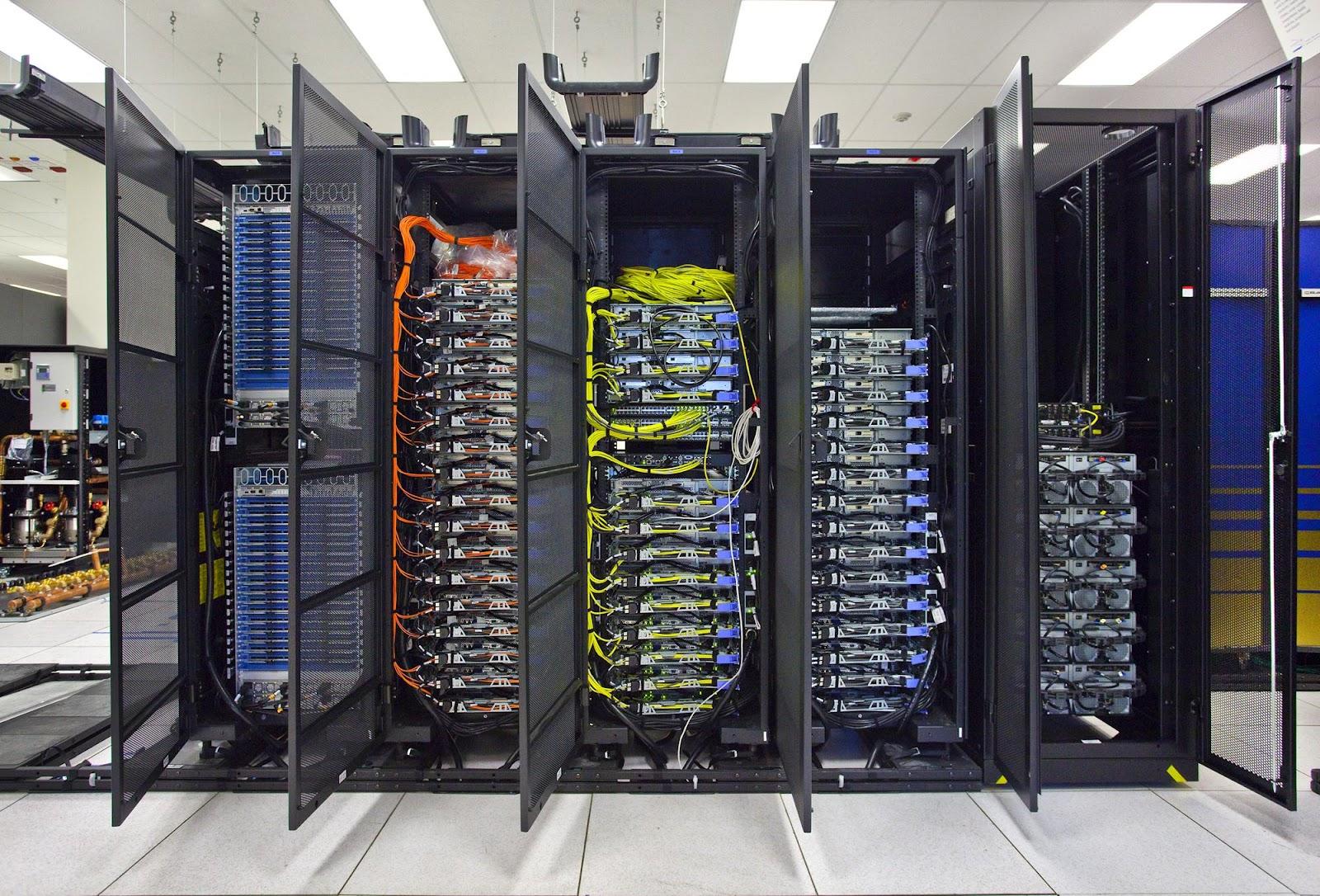 Medium level server farm