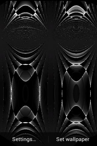 Luminescent Live Wallpaper