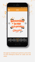 Screenshot of Olimpica Stereo