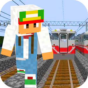 Train Craft Surfers for PC and MAC