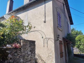 maison à Saint-Firmin (71)