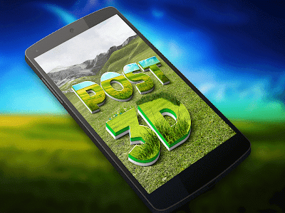 3D Text On Photos screenshot 10