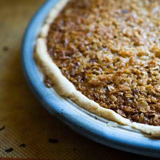 Maple Oatmeal Pie